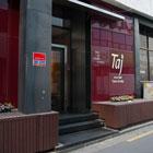 TAJ 명동점 매장 사진 - 건물 밖