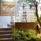 TAJ 서초점 매장 사진 - 계단